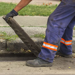 GHS carry out a range of drain services