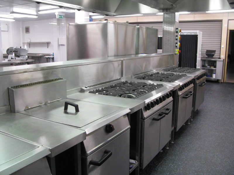 Commercial Kitchen Gas Safety Certificate CP42