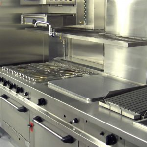 Gas safety in Commercial Kitchens CP42